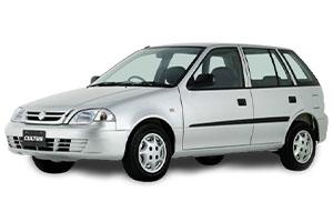 Suzuki Cultus 2002-2017